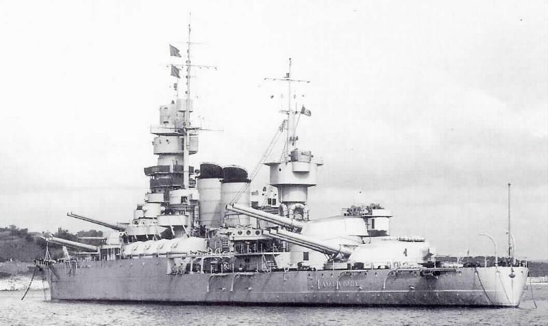 Spilla corazzata andrea doria militalian for Andrea doria nave da guerra